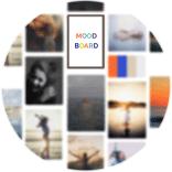 Box Icon 3. Mood Board