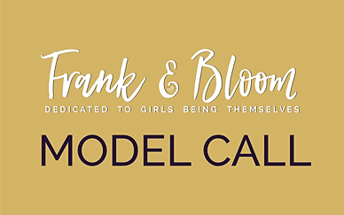 Model Call For Mini Session Promotion – Dress To Express